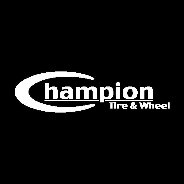 champion tire and wheel logo