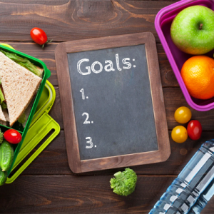 dietitian nutritionist healthy goals list