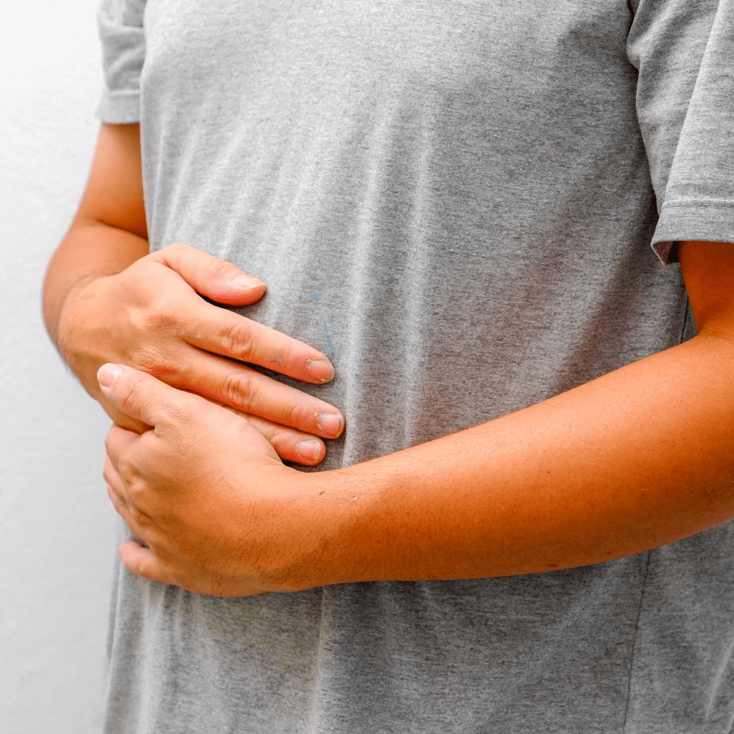 gi conditions causing stomach pain due to poor nutrition